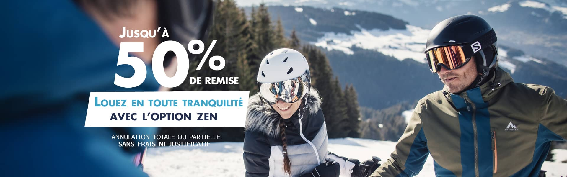 Location ski Intersport Risoul