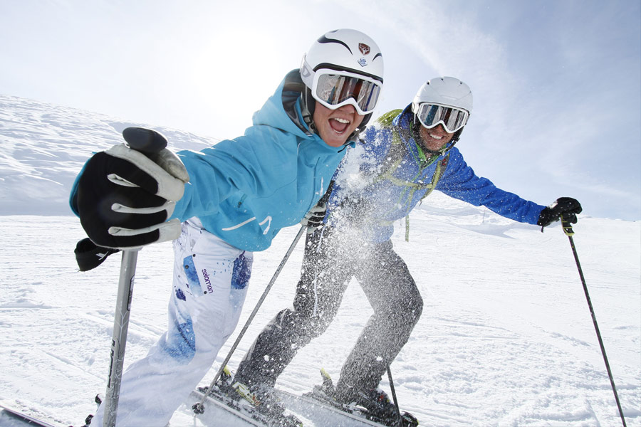 Ski rental Risoul Intersport